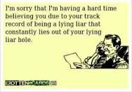 lying cheating husband