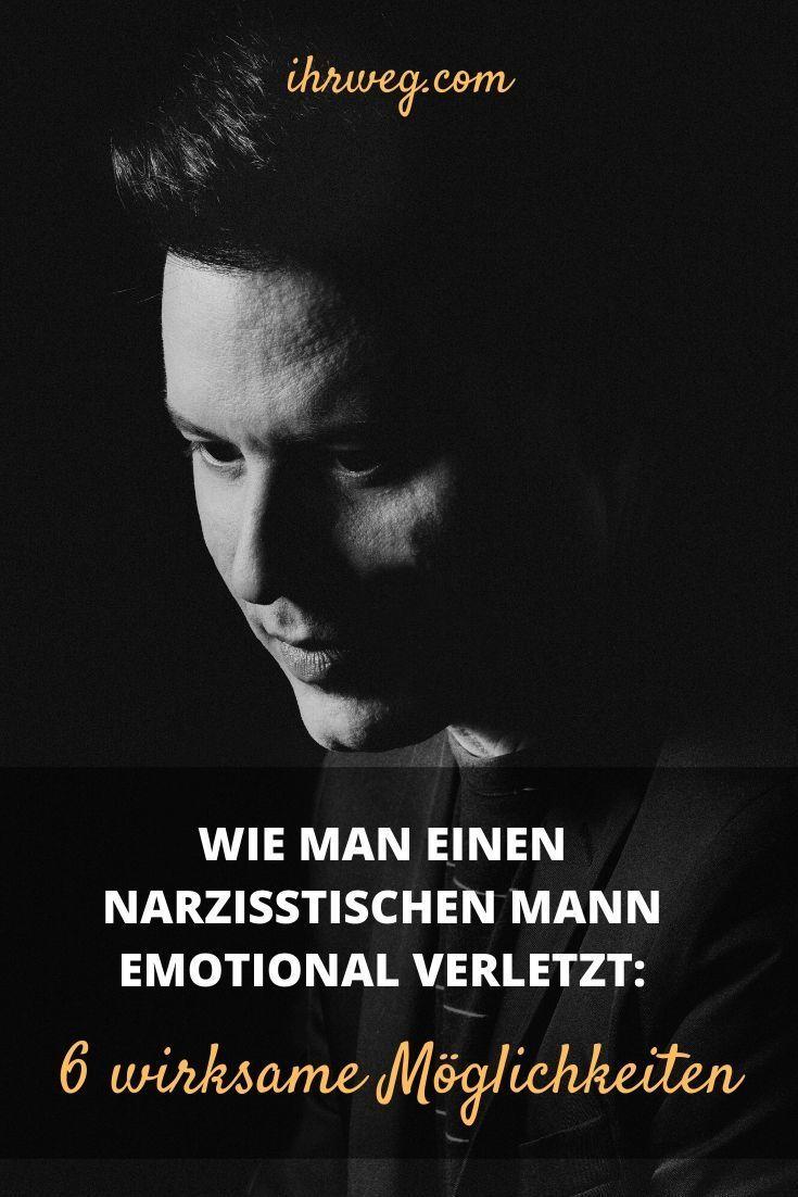 Männer narzisstische 7 Anzeichen