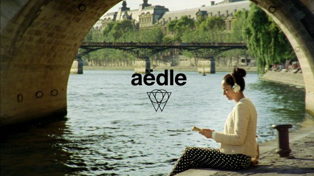 Part fashion, part fun. A film featuring a little headphone company in Paris. Aedle!