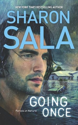 Going Once (Forces of Nature, #1) by Sharon Sala: I never met a Sharon Sala book I didn't like.  Her stories are always consistent, engaging, entertaining, and usually manage to make me cry somewhere between the covers...this one included.  Looking forward to the 2nd and 3rd books in the series.