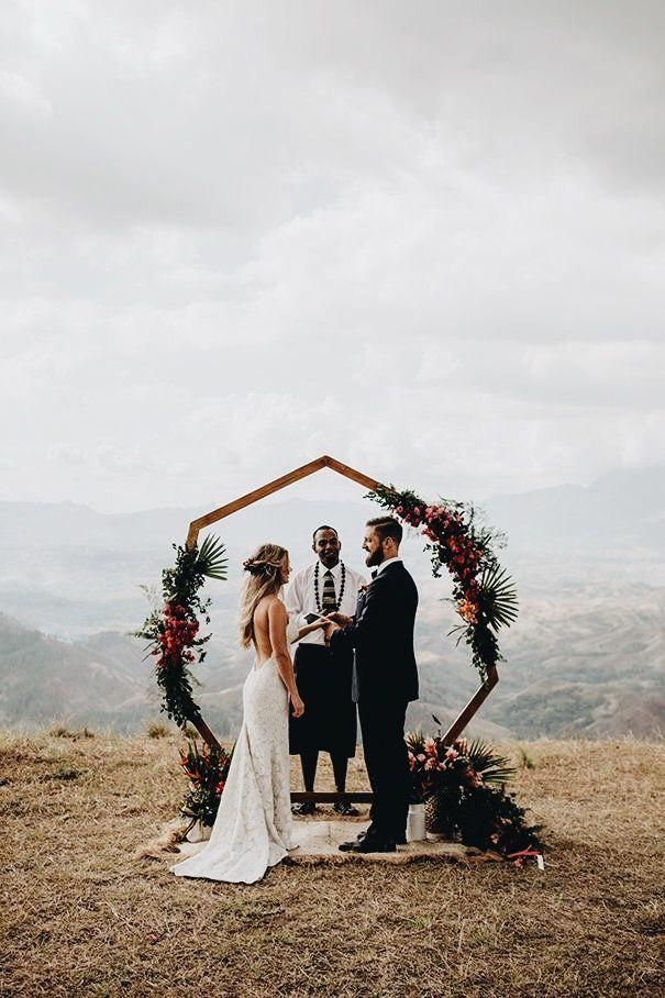 I N S T A G R A M @EmilyMohsie #weddingphotos I like this arch with the flowers. Could turn it into a photo backdrop later... Or use for before photos