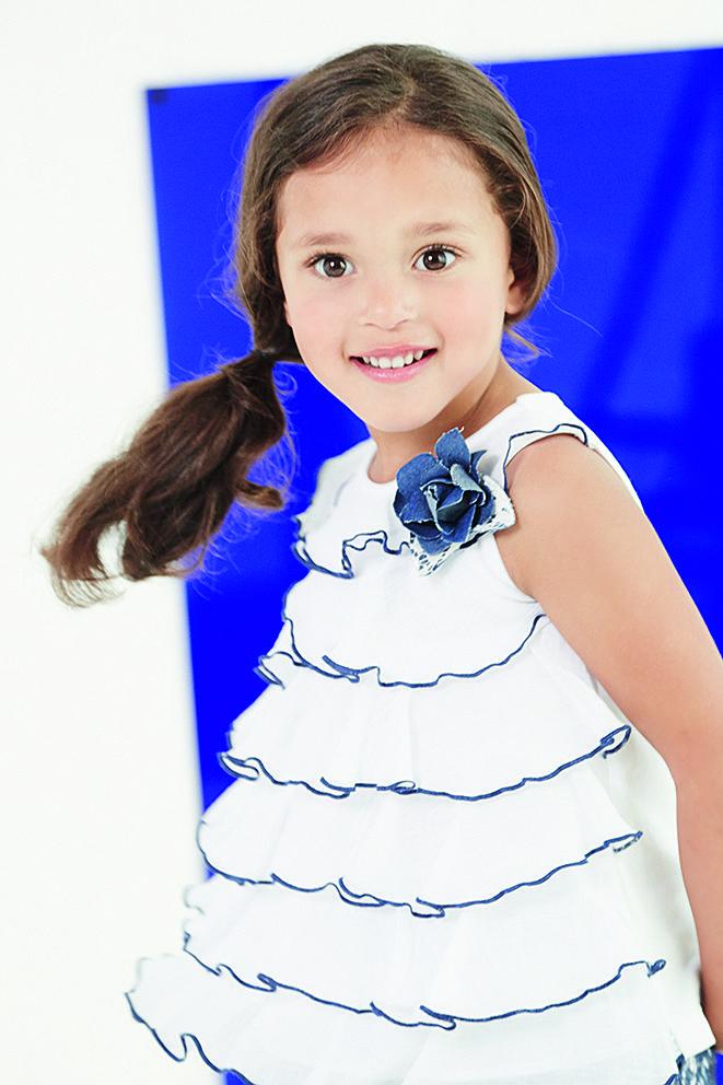"Elsy Baby ""Denim Couture"" bambina, vestiti bambina, vestiti cerimonia, abiti cerimonia bambini, vestitino bambina #cerimonia #cerimoniabimbi #abbigliamento"