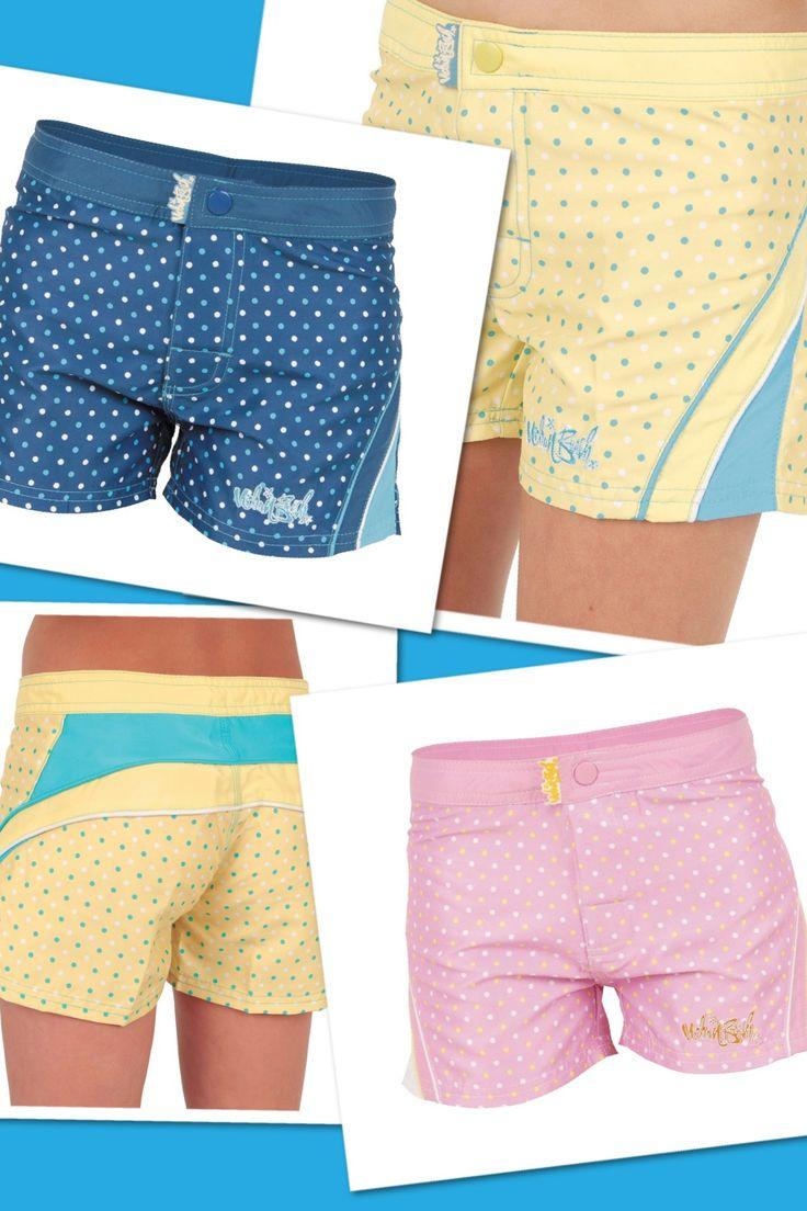 Girls polka dot shorts £12.99