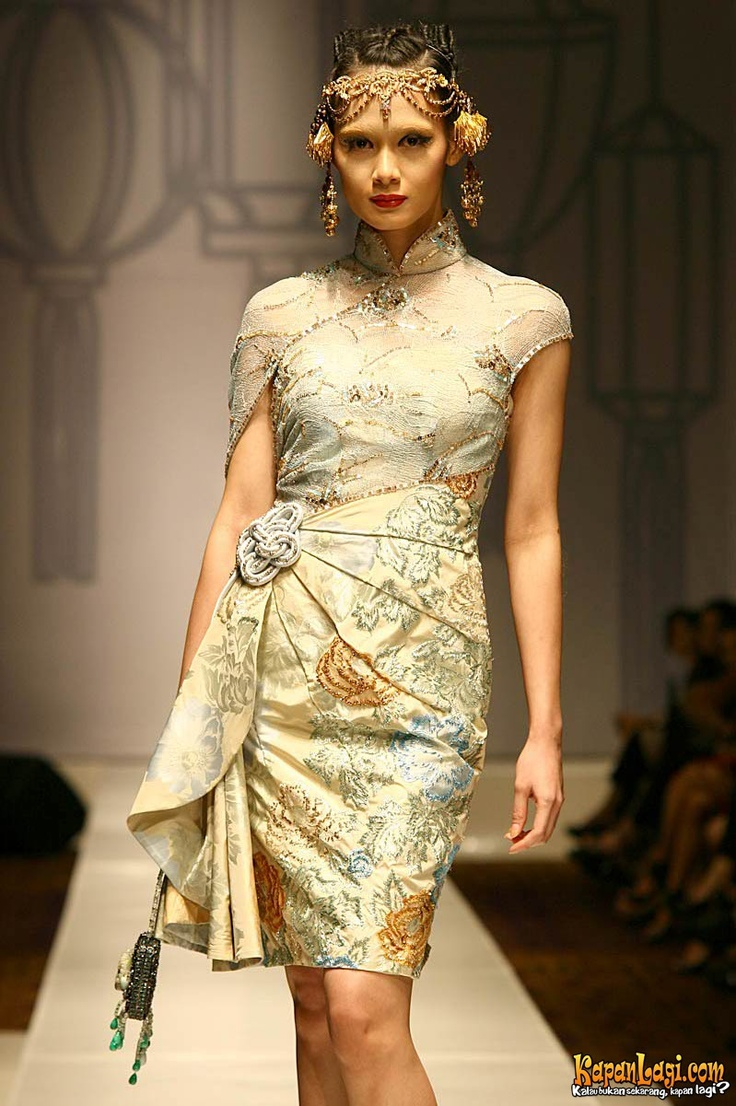 Fashion Dresses Style: #cheongsam #qipao #chinesedress