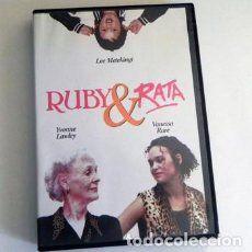 RUBY & RATA - DVD PELÍCULA - ¿ DRAMA ? - MADRE SOLTERA - NIÑO RATERO - ANCIANA QUE VIVE SOLA