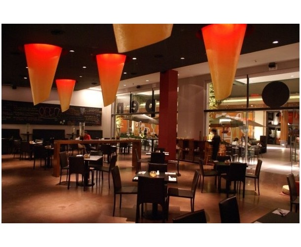 Open Cafe & Wine Bar, Santiago