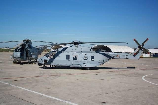 La Armada contará con siete NH90 y diez SH-60F a medio plazo-noticia defensa.com