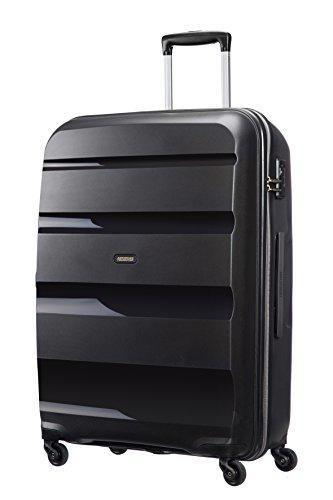 Oferta: 96.59€ Dto: -22%. Comprar Ofertas de American Tourister Bon Air Spinner L Maletas y trolleys, 75 cm, 91 L, Negro barato. ¡Mira las ofertas!