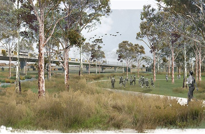 North West Rail Link Master Plan and Urban Design