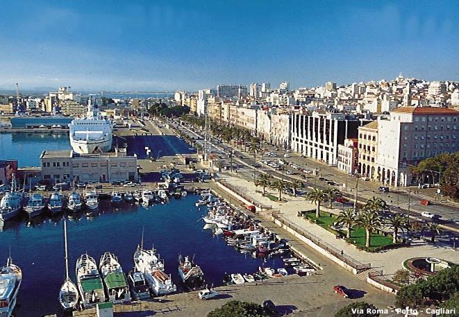 Cagliari, Sardinia. Love this city!