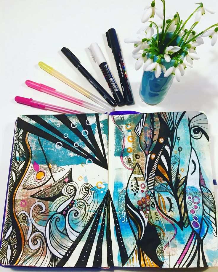 Visual Arts Drawing: 656 Best Images About Visual Journal Ideas And Inspiration