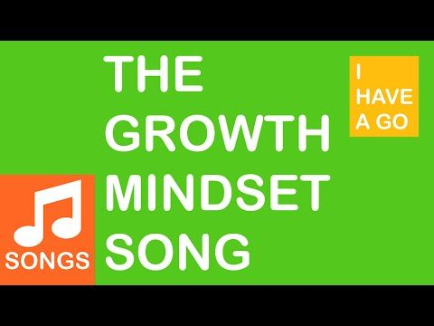 Most Popular Teaching Resources: The Growth Mindset Song (I HAVE A GO) - Music Vide...