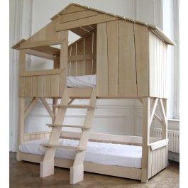 Amazing bunk bed