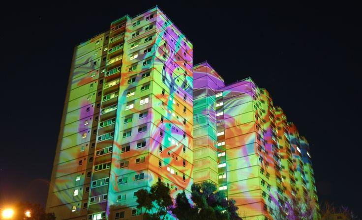Gertrude Street Projection Festival Returns for 2015
