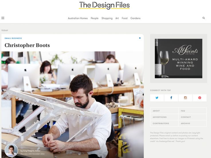 Bloglovin' The Design Files - nooks & cranny