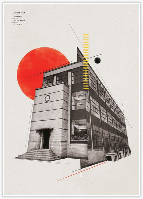 Bauhaus Art | Art as Life by graphic designer and illustrator Paul Smith | Central Station