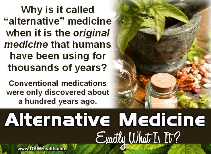 Alternative medicine is made up of techniques and therapies under several headings such as alternative therapy, complimentary therapy & traditional naturopathic therapy.