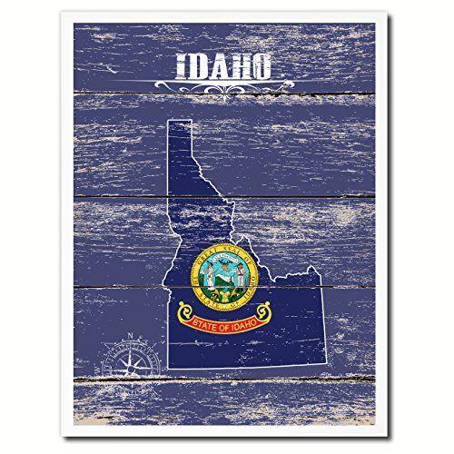 Best Idaho Idaho State Gift Ideas Home Decor Images On