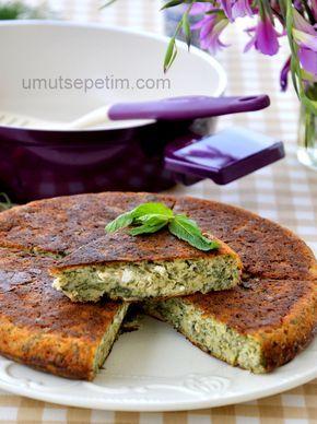 ✿ ❤ ♨ Ocak üstünde tencerede yapılan peynirli kek Tarifi....Malzemeler: 3 yumurta ( Oda sıcaklığında) 2 kahve fincanı yoğurt (Klasik kahve fincanı) 3 çorba kaşığı zeytinyağ 1 kase lor peyniri 1 tutam maydanoz 1 tutam dereotu 5-6 yaprak taze nane 1 tatlı kaşığı tuz 1 paket kabartma tozu, 3 çay bardağı kepekli un(normal un da kullanabilirsiniz)