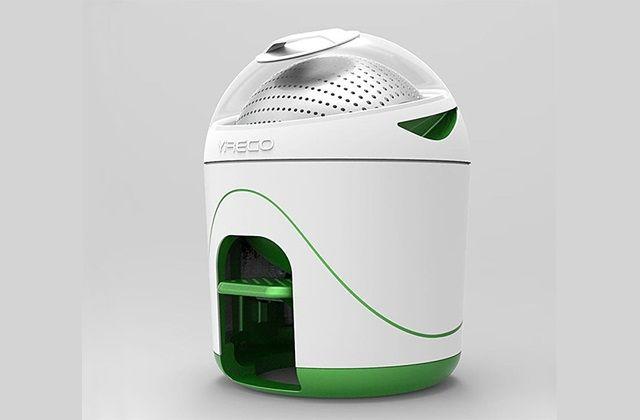 Une machine à laver sans électricité, petite et compacte -   Au cours des dernières années, les appareils électroménagers écologiques sont devenus très populaires. Aujourd'hui je veux vous parler de ...