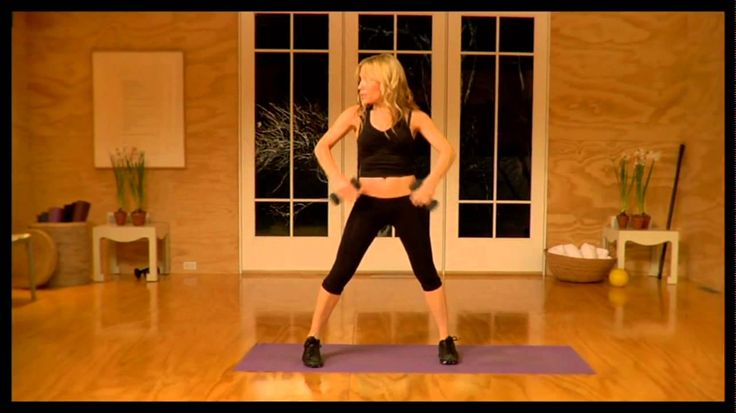 1:02:25 Tracy Anderson Method Mat workout