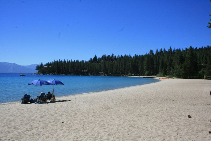 The Underrated Beach With The Whitest, Most Pristine Sand In Northern California