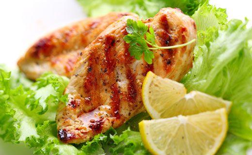 Poitrines de poulet au barbecue à la toscane