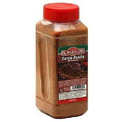El Mexicano Carne Asada Seasoning (12x28oz )