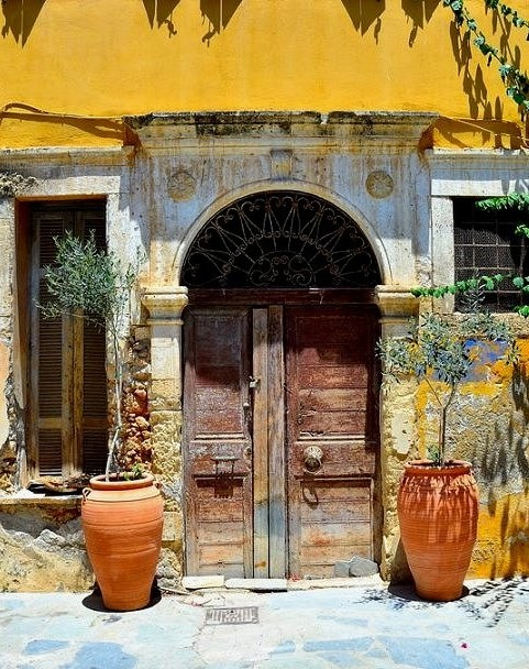 ~Old Town of Chania, Crete Island~