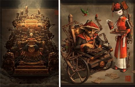 Best 25 asian steampunk ideas only on pinterest