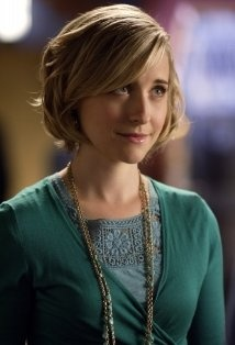Chloe Sullivan. Even far after the show flatlined - she was the reason I kept watching Smallville