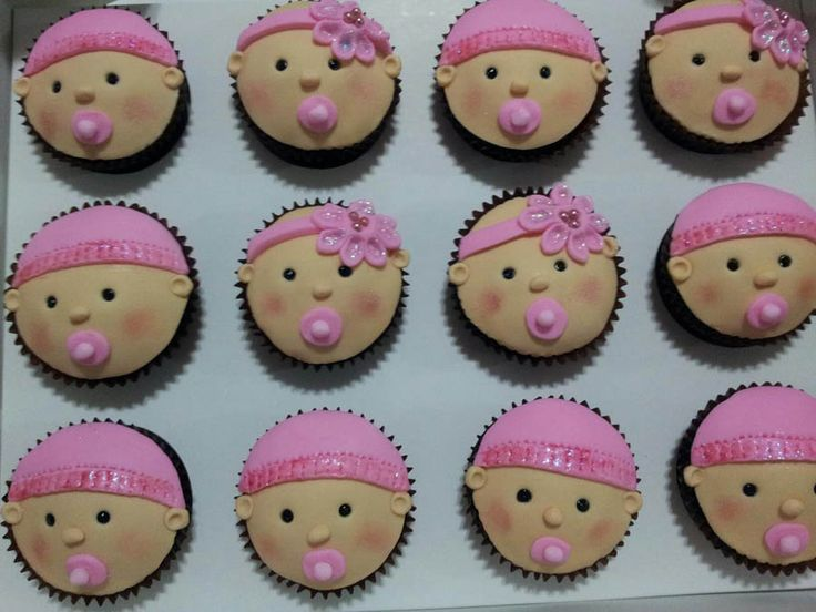 1000 ideas about cupcakes for baby shower on pinterest baby shower