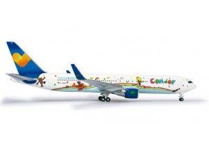 """Boeing 767-300-D-ABUE """"Condor Janosch Herpa 1:500"""