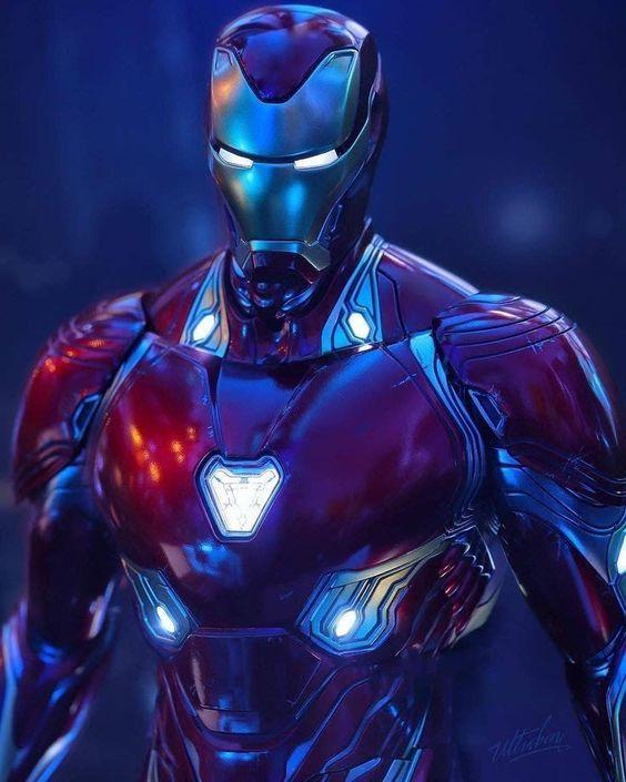 Mark 50 Suit Ironman Marvel Infinitywar Iron Man Avengers Iron Man Iron Man Wallpaper Iron man wallpaper new suit