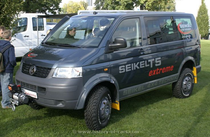 volkswagen t5 4motion extreme by seikel syncro 4motion. Black Bedroom Furniture Sets. Home Design Ideas