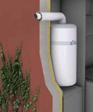 Chauffe-eau thermodynamique Xiros Air 100 L Auer