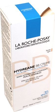 La Roche Posay Hydreane BB Creme Light Shade La Roche Posay Hydreane BB Creme Light Shade: Express Chemist offer fast delivery and friendly, reliable service. Buy La Roche Posay Hydreane BB Creme Light Shade online from Express Chemist today! (B http://www.MightGet.com/january-2017-11/la-roche-posay-hydreane-bb-creme-light-shade.asp