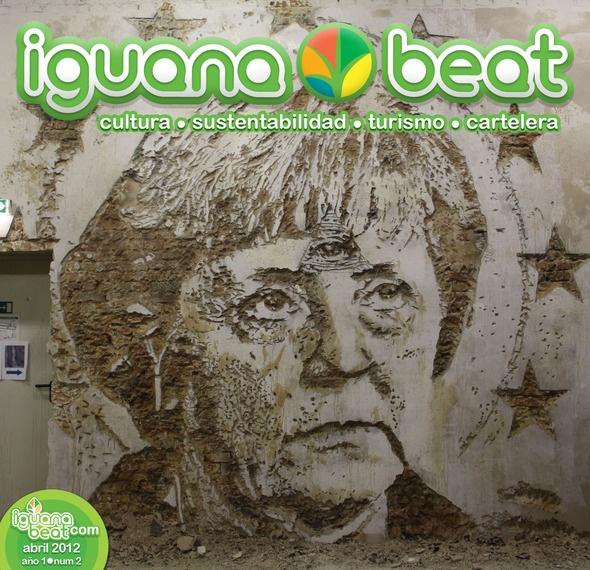 Checa la edición #2 de la Revista Virtual Iguanabeat. Solo da click en el siguiente enlace http://issuu.com/iguanabeat/docs/ed2