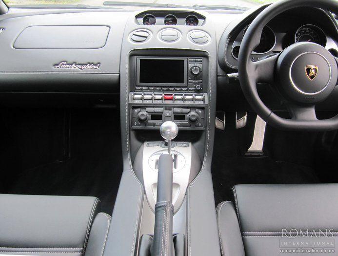 2011 (11) Used Lamborghini Gallardo LP550-2 | Nero Noctis