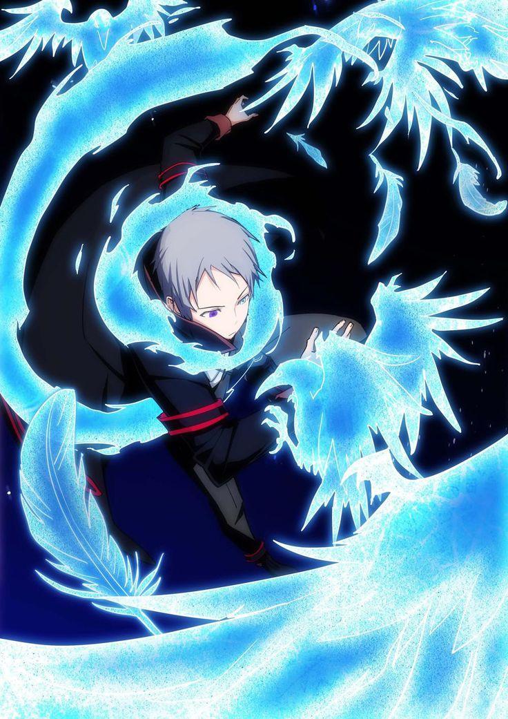 Yin zhi Shoumuren Gem blue Anime, Baca manga, Manga anime