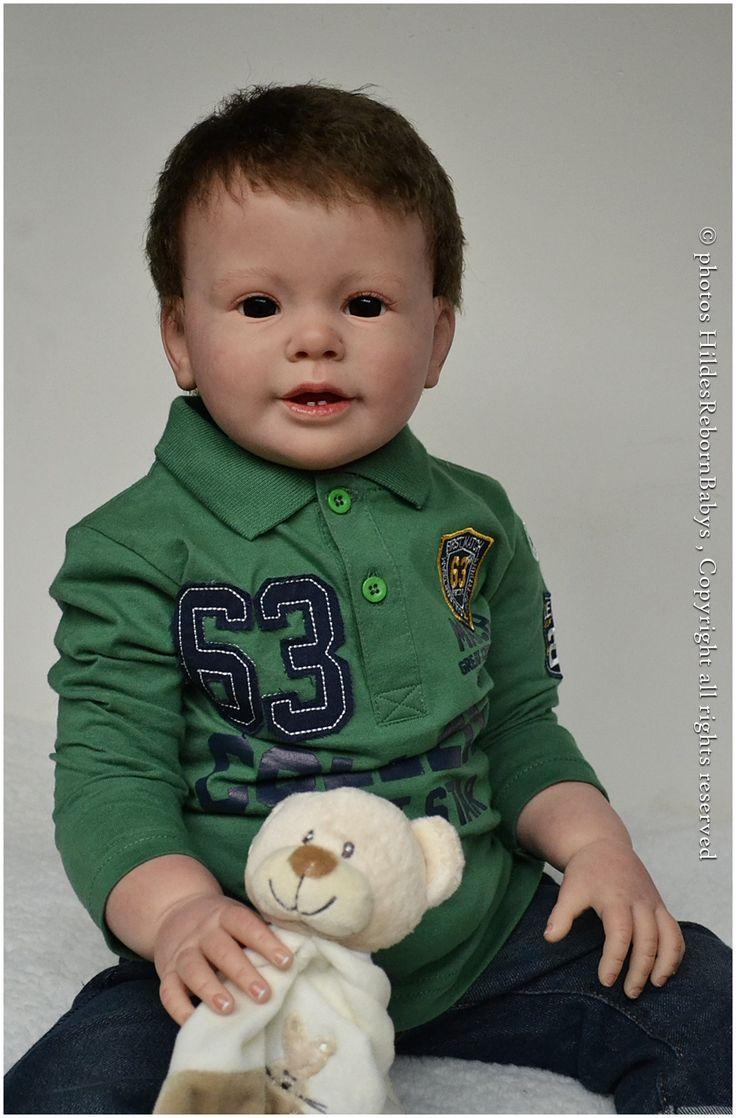 Toddler Boy Long Blonde Hair Surfer: Best 25+ Reborn Toddler Ideas On Pinterest