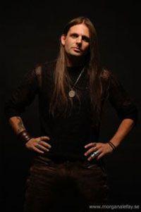 Charles Rytkφnen (Morgana Lefay) interview - Metal-Temple.com
