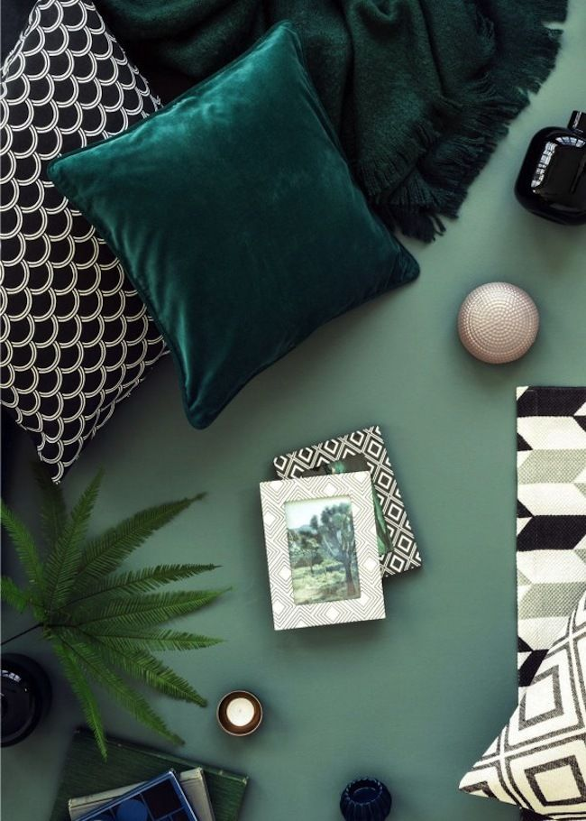 les 25 meilleures id es de la cat gorie tendance deco 2017. Black Bedroom Furniture Sets. Home Design Ideas