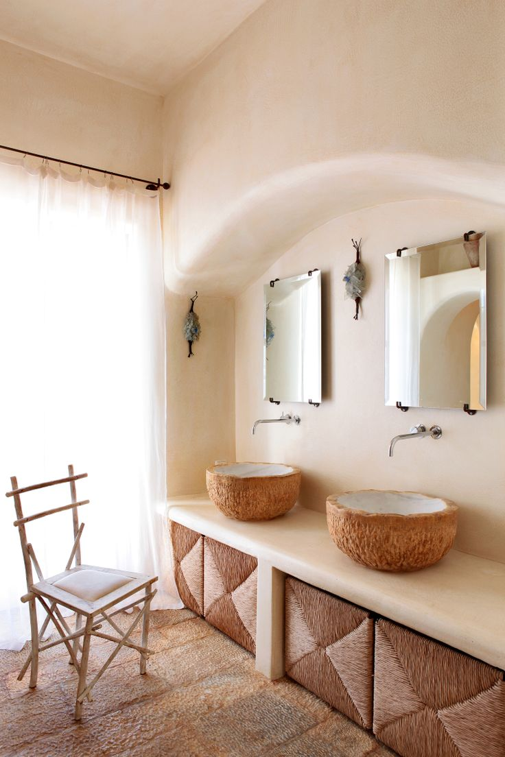 Bathroom,House in Greece, Mikonos,Vernacular architecture, integration, integración, arquitectura vernacular,luxury real estate,high end, respect for the landscape,costa picadas,