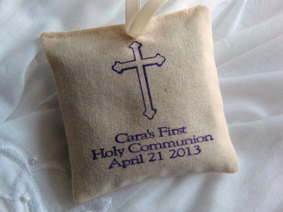 Elegant FIRST COMMUNION FAVORS/Personalized by CornerCottage4, £1.95