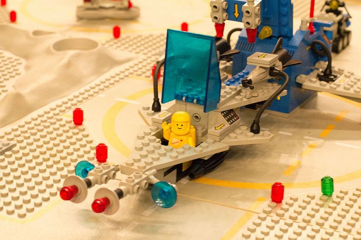 Brisbricks Pine Rivers LEGO Fan Expo 2015