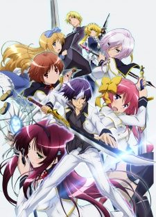 Anime chart for Winter 2015