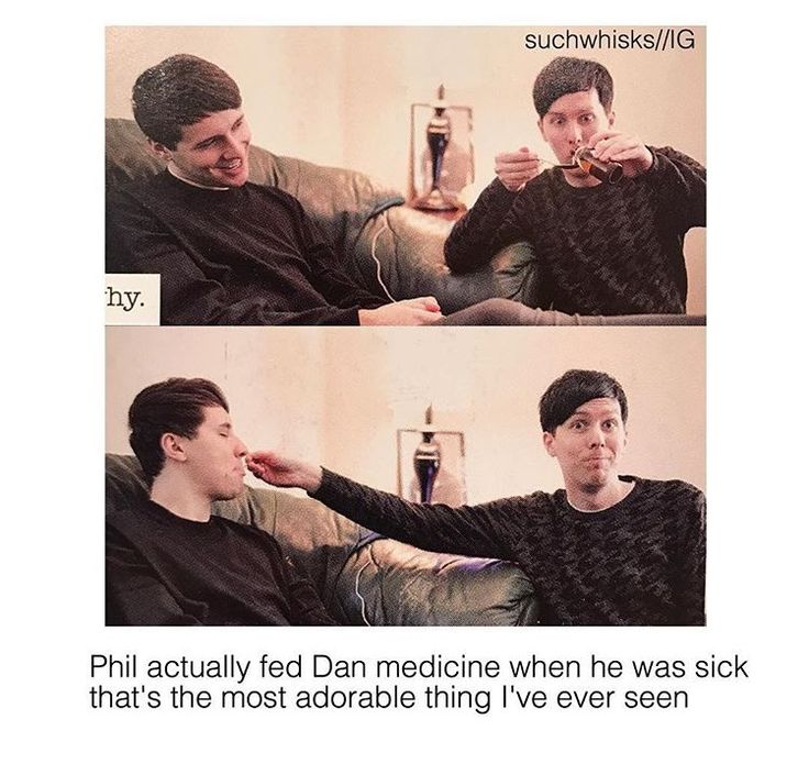 PHAN is real I mean they're like a married couple
