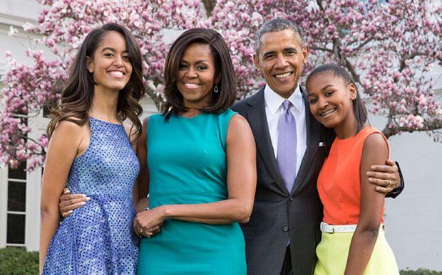 Happy 17th Birthday to Malia Ann Obama!!