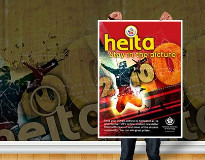 "Check out new work on my @Behance portfolio: ""TUT Heita Magazine Launch"" http://be.net/gallery/52952793/TUT-Heita-Magazine-Launch"
